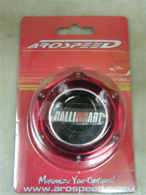 100% Aluminium Engine Oil Filler Cap