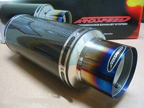 Arospeed CarbonFiber Exhaust