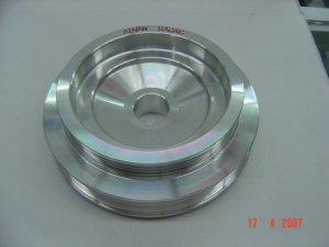 Aluminium CrankPulley-Nissan Sentra N16