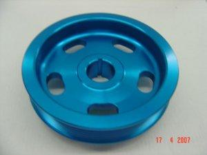 Aluminium CrankPulley-Toyota Altis&Wish