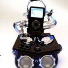 KNG AMERICA FUNKIT DJ ANIMATED IPOD SPEAKER SYSTEM