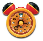 MEMOREX Disney Electronics Disney Classic AM/FM Clock Radio with Alarm