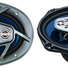 Naxa - NX-769 Car Speakers (Blue)