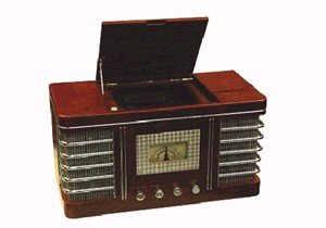 Emerson NR53 - Heritage Series AM/FM Stereo Table Radio