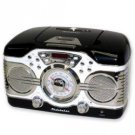 Stereo CD Player / Dual Alarm Clock Radio