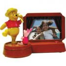 Telemania 026247 Pooh and Piglet Automatic Talking Photo Frame