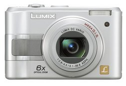 Panasonic Lumix DMC-LZ4S 5.0 MegaPixel Digital Camera