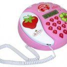 Strawberry Shortcake Corded Telephone with Caller ID SS210