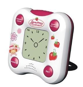 STRAWBERRY SHORTCAKE Talking Clock