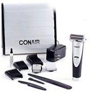 Conair MS20 - Rechargeable 3 in 1 Men's Grooming Center