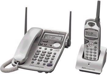 KX-TG2564 Gigarange Cordless Telephone