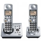 Panasonic DECT 6.0 Exp Dual Cordless w/ Answering System