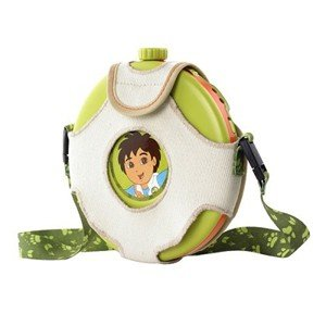 Nickelodeon Go, Diego, Go! CD Player with Canteen Case
