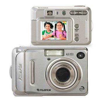 Fuji FinePix A400 4.1 Megapixel, 3x Optical, 3.6x Digital Digital Camera