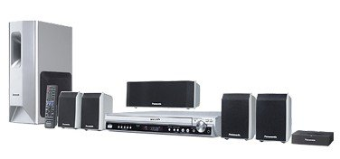 Panasonic SC-PT650 CD-DVD Home Theater