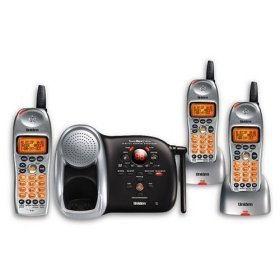 Uniden Dct6483 2.4 Ghz Digital Call Id Telephone With Answering Machine and 2 Extra Handsets
