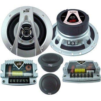 Pyle Pldv6k 6.5'' Two-way Component Speaker System