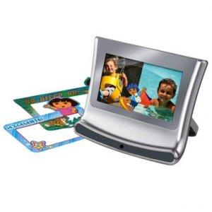 "Nickelodeon Dora/Diego 7"" Digital Photo Frame"