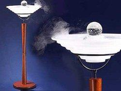 Home Pride TM 411 B Magic Mister Lamp and Fog Humidifier Fall