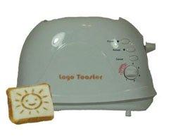 Chromo 2-Slice Logo Toaster