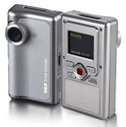 RCA EZ101 Small Wonder Digital Camcorder