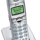 ATT-E597-1 5.8GHz Accessory Handset