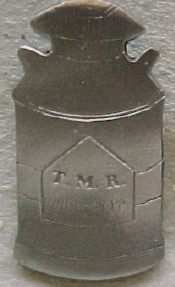 Milk Bottle Milk Can Pin TMR Convention Hershey PA mr10 Read FAQ at