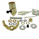 lamp part kits - make your own  TD-396 White