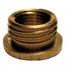 "BRASS REDUCER - 1/2"" OD X 3/8"" HOLE TV-44"