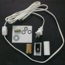 MINI-LAMPS KIT CAND SKT - CORD W LINE SWITCH  TD-400WHT