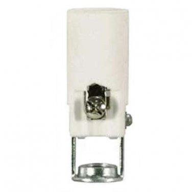 """2"""" candelabra porcelain socket     TR-202P"""