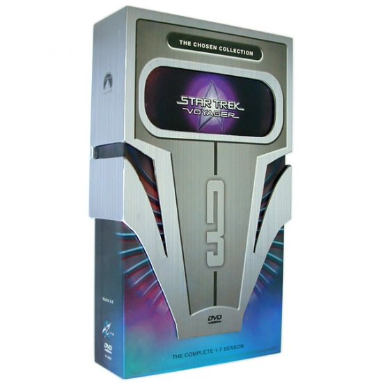 Star Trek Voyager The Complete Seasons 1-7 DVD Boxsets
