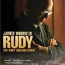 Rudy - The Rudy Giuliani Story starring James Woods DVD FREE SHIPPING!