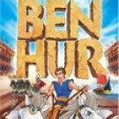 Ben Hur Animated DVD feat. voice of Charlton Heston FREE SHIPPING!
