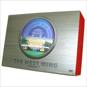 The West Wing - Seasons 1-7 DVD Boxset