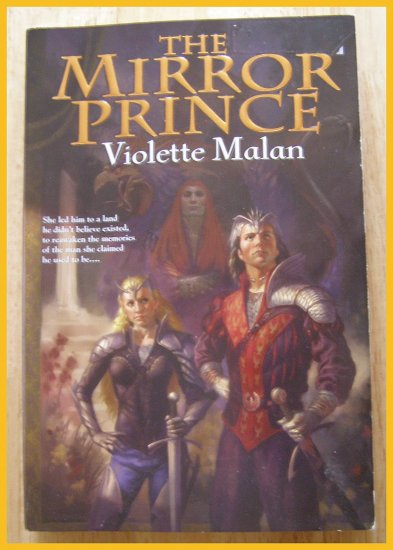 The Mirror Prince, Voilette Malan