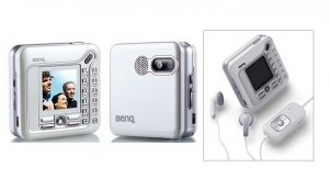 BenQ 'Cube' MP3/Mobile Cellular Phone (Unlocked)