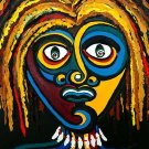Witch Doctor, reproduction, Jill Saitta, 8x10