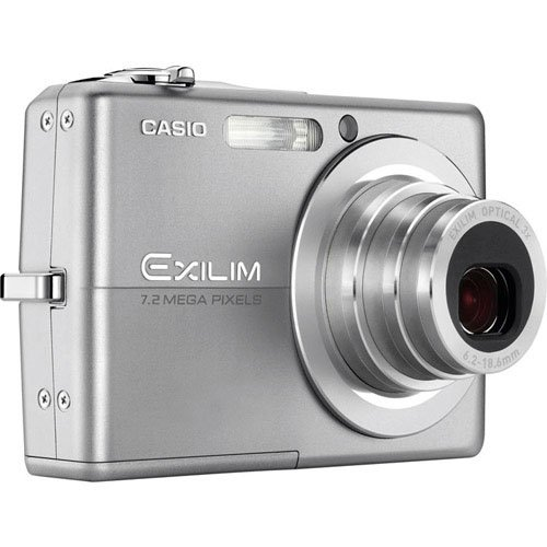 Casio Exilim EX-Z700 7.2 mp 3x optical zoom Digital Camera