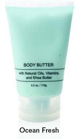 Ocean Fresh Body Butter
