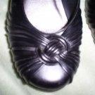 Black Trendy Flats