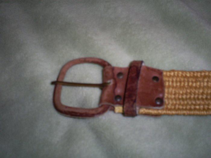 Hippie Vintage Leather Belt