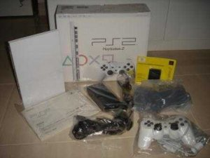 Playstation 2 Ceramic White (Used)