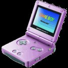 GameBoy Advance SP Pink (Used)
