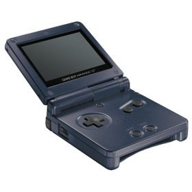 GameBoy Advance SP Black (Used)