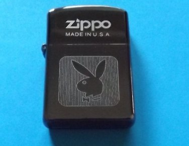 ZIPPO PLAYBOY BUNNY LIGHTER NEW AND PERFECT