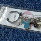 PLAYBOY BUNNY BUNNIES FUN FASHION KEY RING