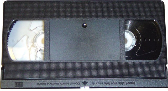 8 Hour VHS Tape/� VHS-8