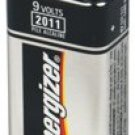 9-volt EVEREADY ENERGIZER ALKALINE BATTERY: B-1