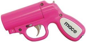 80404 Pink/ MACE PEPPER GUN